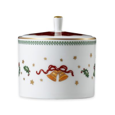 P by Prouna My Noel Covered Sugar Bowl