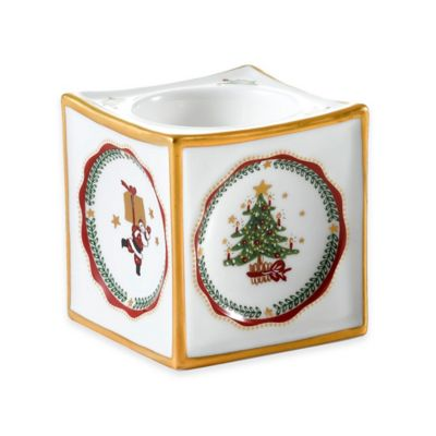 P by Prouna My Noel Square Candle Holder
