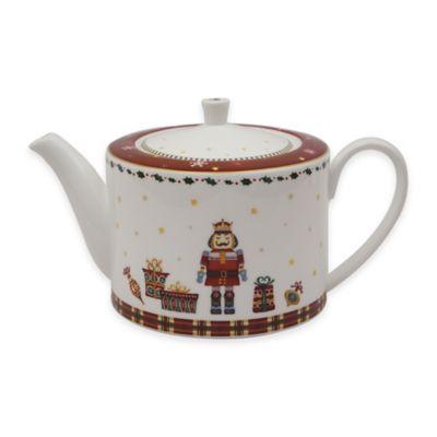 P by Prouna Nutcracker Teapot