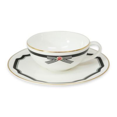 P by Prouna Valentine Teacup and Saucer