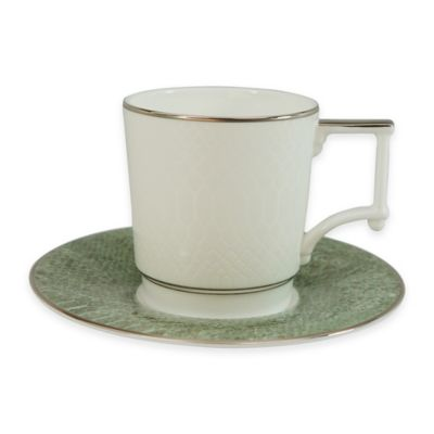 P by Prouna Python Teacup and Saucer
