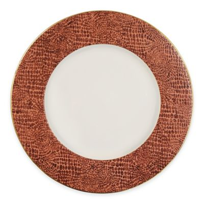 P by Prouna Ostrich Charger Plate