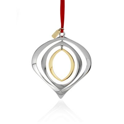 Nambe 2015 Annual Dated Ornament