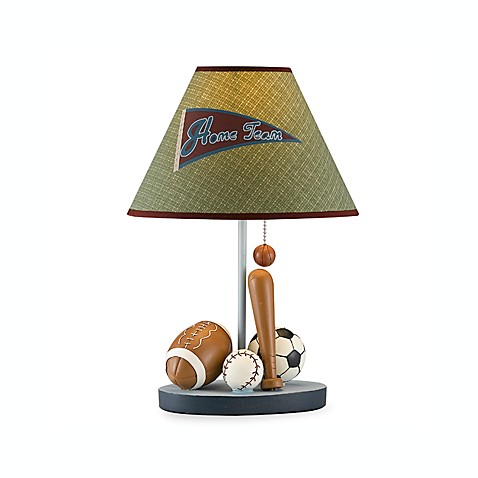 CoCaLo™ Sports Fan Lamp Base and Shade