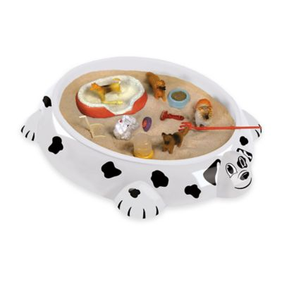 Sandbox Critters Dalmatian Dog Play Set