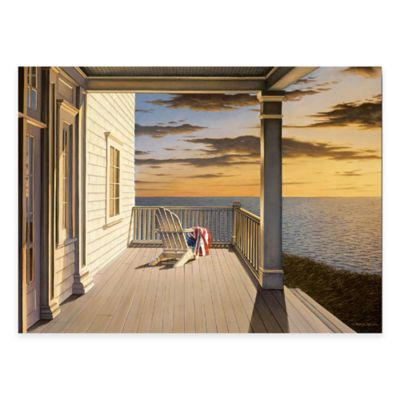 Last Light 16-Inch x 20-Inch Gallery Canvas Wall Art