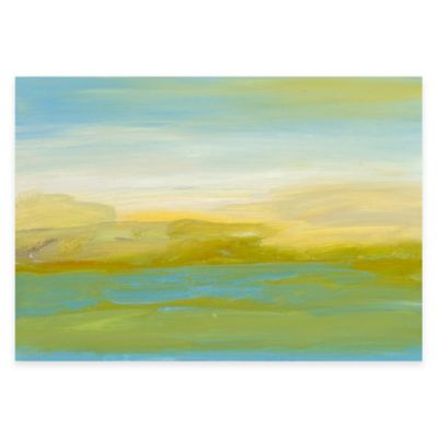 Ambient I Gallery Canvas Wall Art
