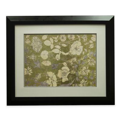 Floral Joy II Framed Wall Art