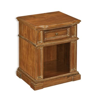 Home Styles Americana Vintage Nightstand Furniture
