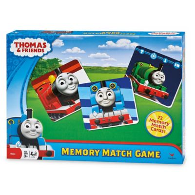 Thomas the Engine Memory Match Game