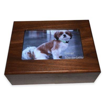 Picture Frame Block Pet Urn