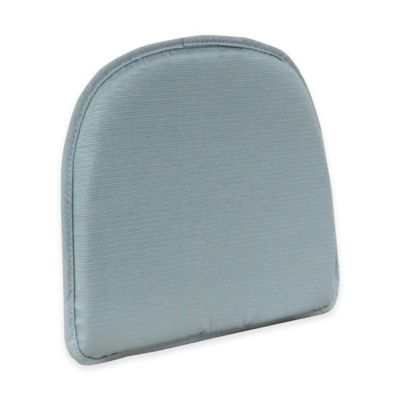 Klear Vu Essentials Melody Gripper® Chair Pad in Blue