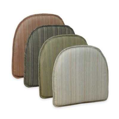 Klear Vu Essentials Harmony Gripper® Chair Pad in Olive