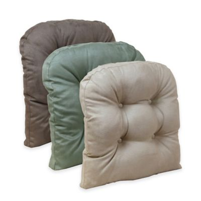 Tan Chair Pads
