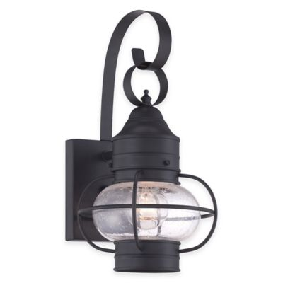 Illumina Direct Sydney Small Wall-Mount Outdoor Lantern in Bronze
