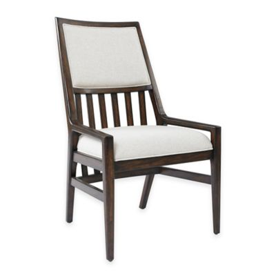 Stanley Furniture Newel Upholstered Back Chair in Date