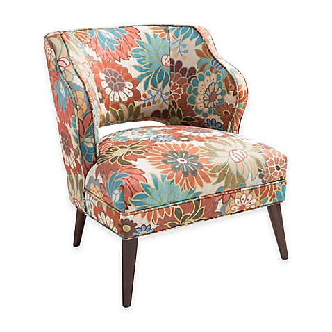 Buy Madison Park Cody Armless Chair In Multicolor Floral