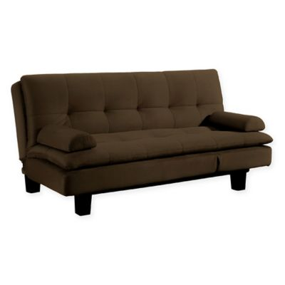 Serta® Adelaide Convertible Sofa in Java
