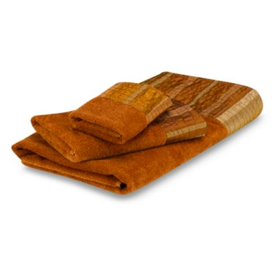 Avanti Sierra Bath Towel in Copper