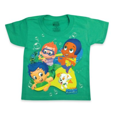 FREEZE Nickelodeon™ Size 3T Bubble Guppies Shirt in Green