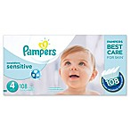 Pampers® Swaddlers Sensitive™ 108-Count Size 4 Economy Pack Diapers