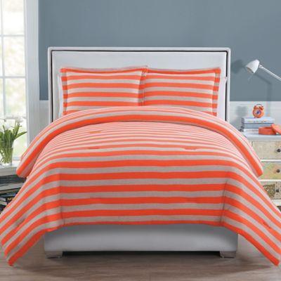 Orange Full Bed Comforter