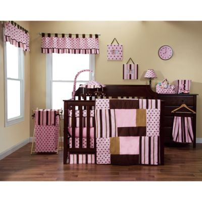Trend Lab® Maya 3-Piece Crib Bedding Set