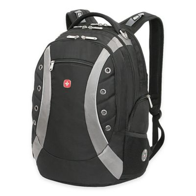 SWISSGEAR® 18.5-Inch Laptop Backpack in Black