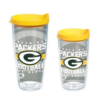 Tervis® NFL Green Bay Packers Gridiron 16 oz. Wrap Tumbler with Lid