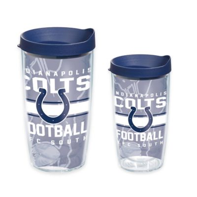 Tervis® NFL Indianapolis Colts Gridiron 16 oz. Wrap Tumbler with Lid
