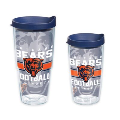Tervis® NFL Chicago Bears Gridiron 16 oz. Wrap Tumbler with Lid