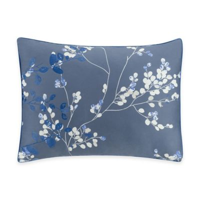 Kas® Gabriel Standard Pillow Sham in Navy