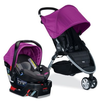 BRITAX B-Agile 3/B-Safe 35 Elite Travel System in Concord