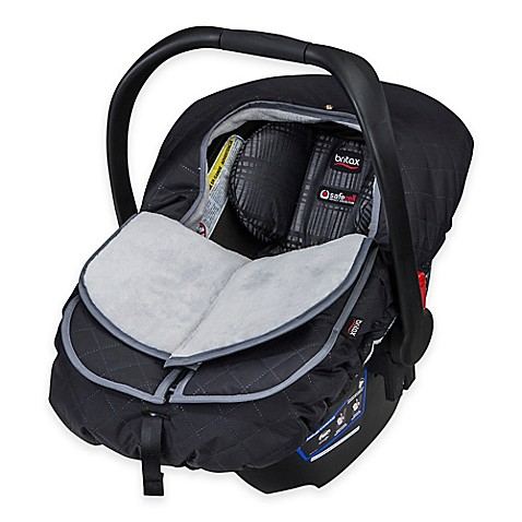 BRITAX B-Warm Insulated Infant Car Seat Cover in Polar ...