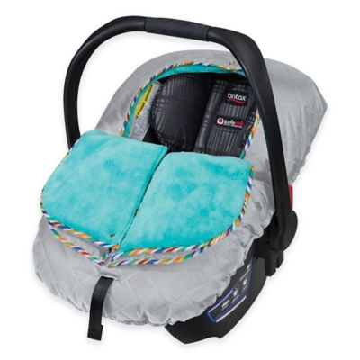 Warm Cozy Car Seat Cover