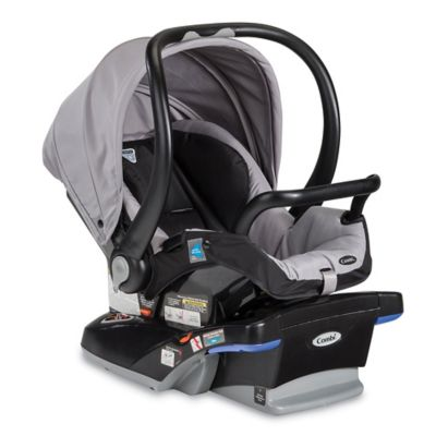 Infant Car Seats > Combi® Shuttle Titanium Infant Car Seat in Titanium