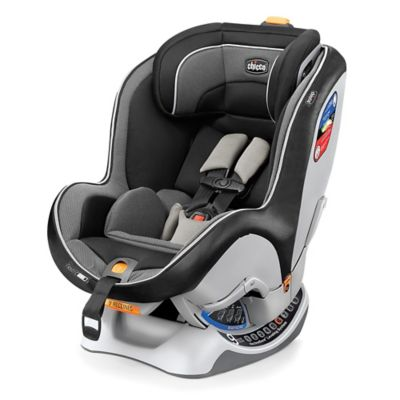 Chicco® NextFit™ Zip 2015 Convertible Car Seat in Black/Grey