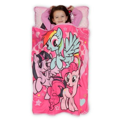 Baby Boom My Little Pony Toddler Nap Mat in Pink