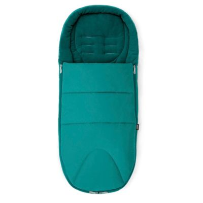 Mamas & Papas® Cold Weather Plus Stroller Footmuff in Teal