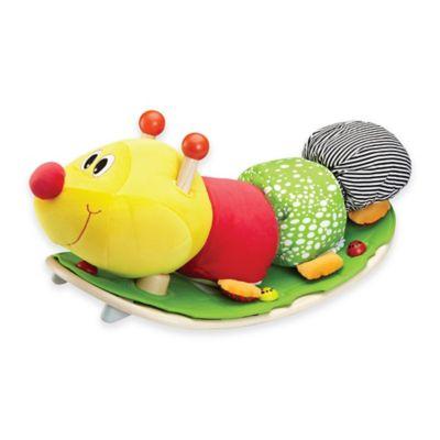 Wonderworld Rocking Caterpillar Ride-On Toy