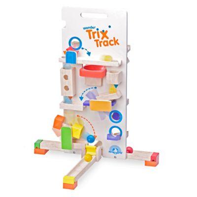 Wonderworld Trix Track Tower Launcher
