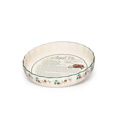 Pfaltzgraff® Winterberry 9.25-Inch Pie Plate