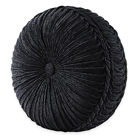 Buy J Queen New York Portofino Tufted Round Throw Pillow