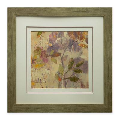 Autumn Botanicals II Framed Wall Art