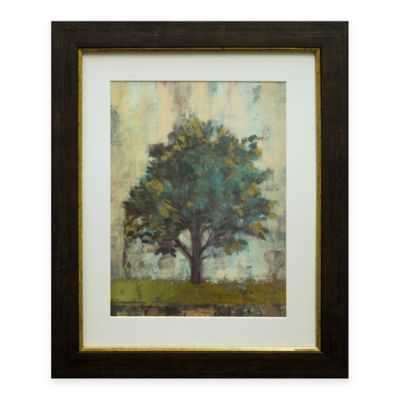 Verdi Tree I Framed Wall Art
