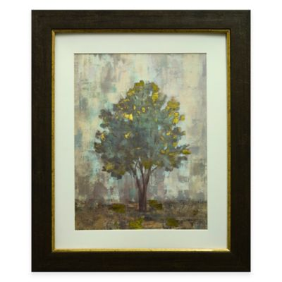 Verdi Tree II Framed Wall Art
