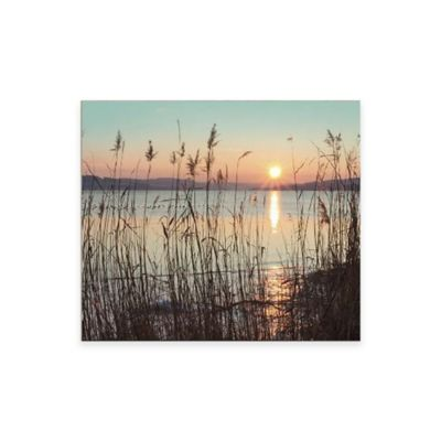 Graham & Brown Reed Lake Canvas Wall Art