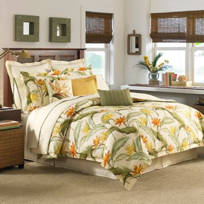Tommy Bahama® Birds of Paradise European Pillow Sham