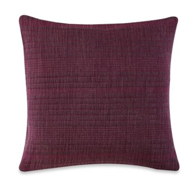 Anthology® Kylie Square Throw Pillow in Purple