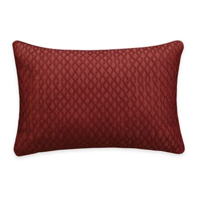 Bridge Street Loom Oblong Throw Pillow